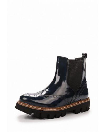 Ботинки челси кожаные осенние Tervolina