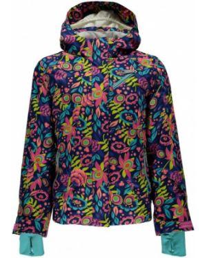 Горнолыжная куртка утепленная водонепроницаемый Spyder