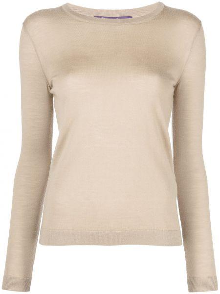 Koszulka prążkowana Ralph Lauren Collection