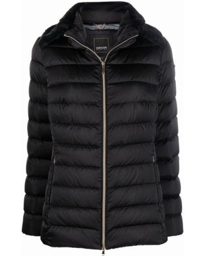 Пуховая куртка - черная Geox