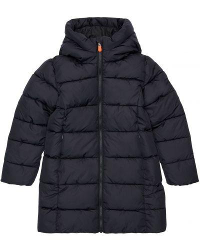 С рукавами нейлоновая куртка с капюшоном с воротником с подкладкой Save The Duck