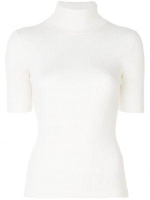Шерстяная водолазка - белая 3.1 Phillip Lim