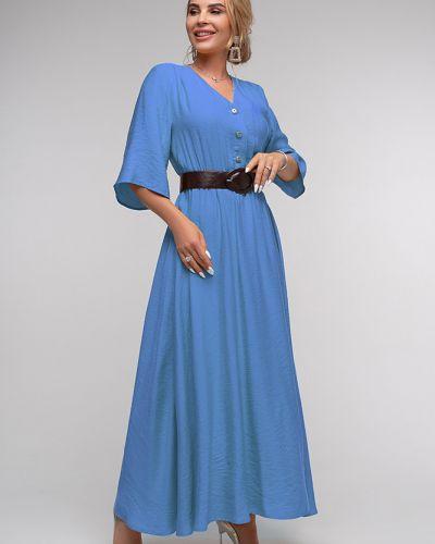 Нарядное платье макси Петербургский Швейный Дом