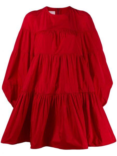 Sukienka mini z długimi rękawami Giamba