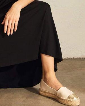 Туфли на каблуке без каблука Stradivarius