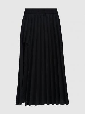 Юбка миди - черная Vetements