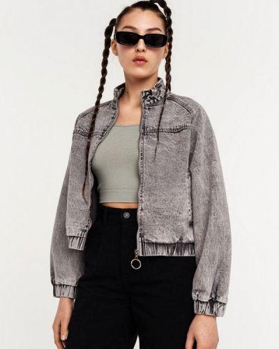 Джинсовая куртка - серая Befree