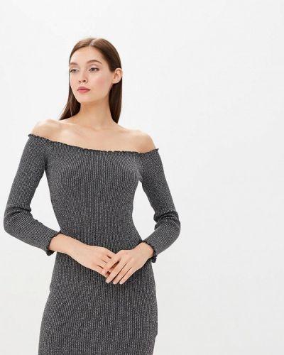 Серебряное платье Zeza