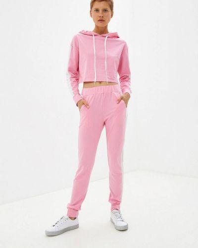 Розовый спортивный костюм Gepur