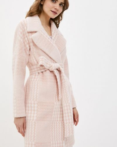 Розовое пальто Avalon