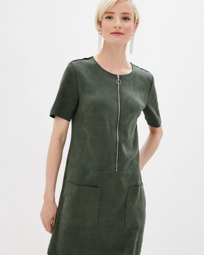 Платье - зеленое Zolla