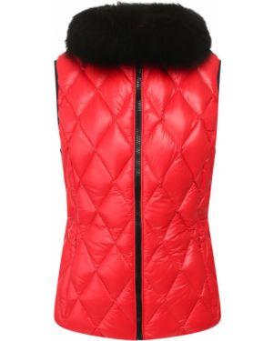 Спортивный костюм красный с декоративной отделкой Escada Sport