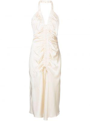 Шелковое платье миди Nicholas