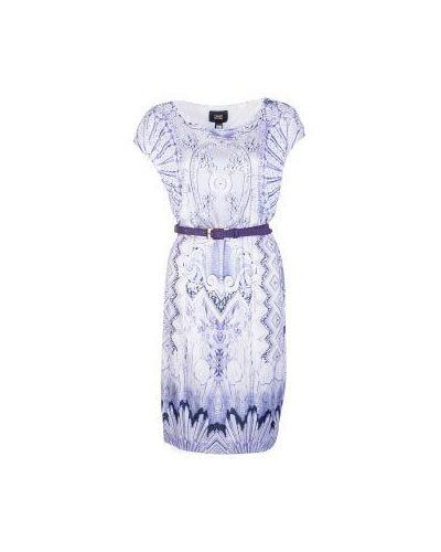 Повседневное платье - фиолетовое Class Cavalli
