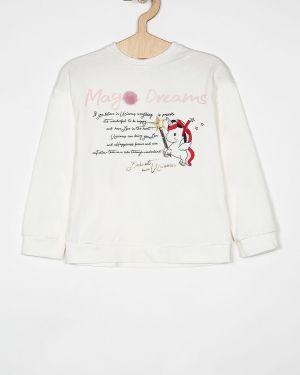 Белая блуза Blukids