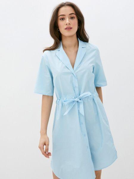 Платье платье-рубашка весеннее Ichi