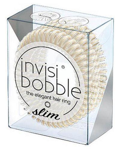 Золотой браслет на резинке Invisibobble