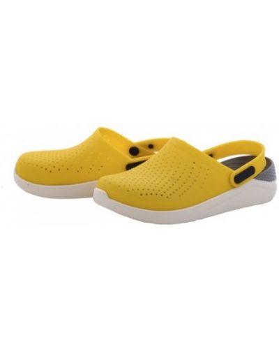 Сабо - желтые Luckline