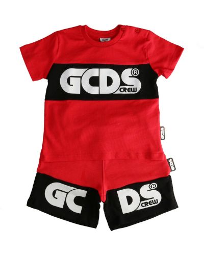 Czerwone spodnie Gcds