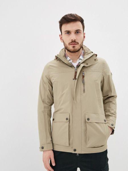 Бежевая облегченная куртка Tenson