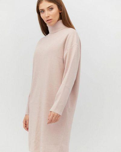 Платье весеннее розовое Прованс