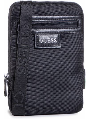 Czarny torba Guess