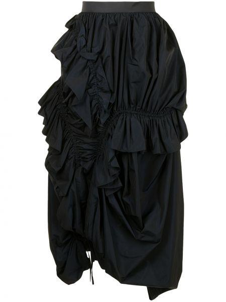 Spódnica asymetryczna - niebieska Enfold