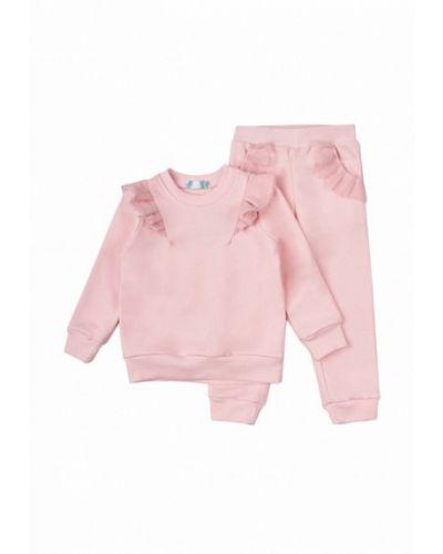 Розовый спортивный костюм Mimi Book