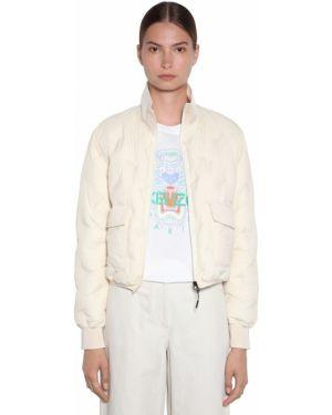 Куртка с вышивкой на молнии Kenzo