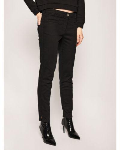 Czarne mom jeans Laurel