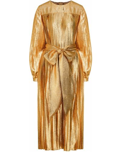 Платье миди с поясом шелковое The Marc Jacobs