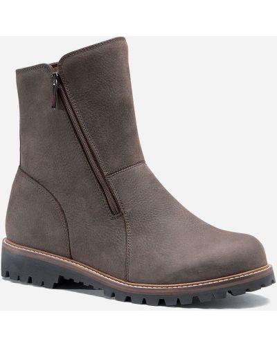 Деловые ботинки - коричневые Olang