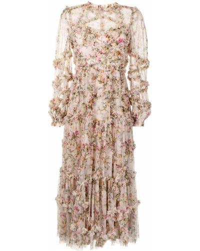 Платье из полиэстера Needle & Thread