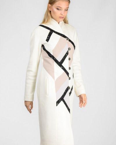 Пальто белое осеннее Raslov