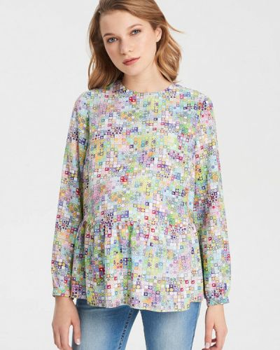 Блузка с длинным рукавом Budumamoy