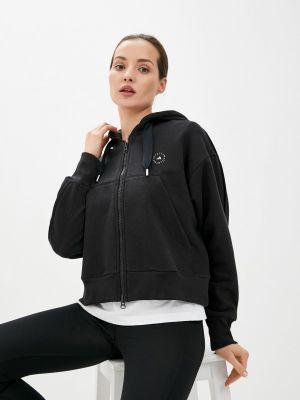 Толстовка черная Adidas By Stella Mccartney