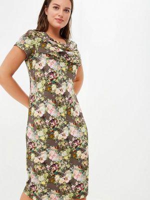 Повседневное платье - хаки Forus
