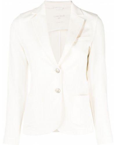 Однобортный удлиненный пиджак с карманами на пуговицах Circolo 1901