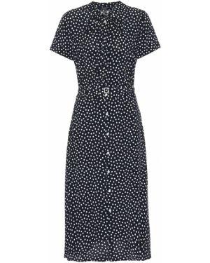 Sukienka midi koszulowa sukienka koszula Polo Ralph Lauren