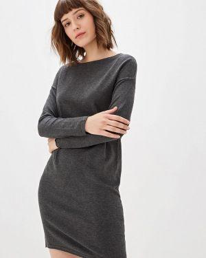 Платье - серое Sh