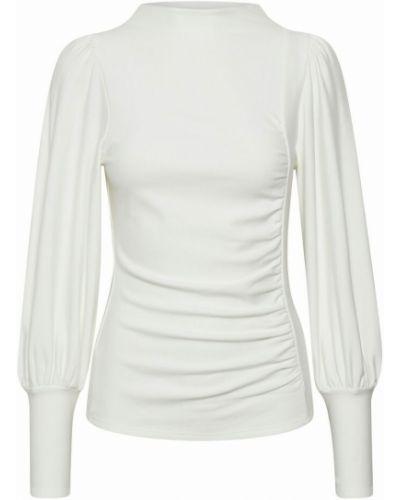 Biała bluzka Gestuz