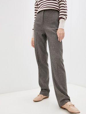 Коричневые зимние брюки Trussardi