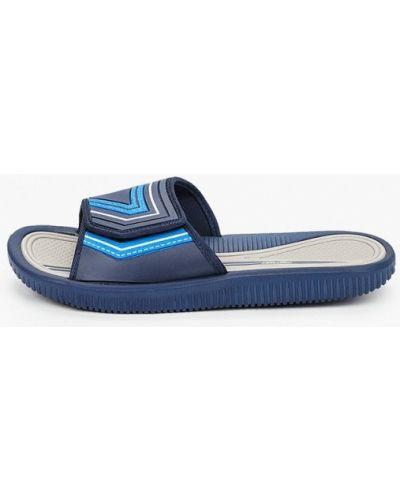 Синие пляжные сабо Tingo