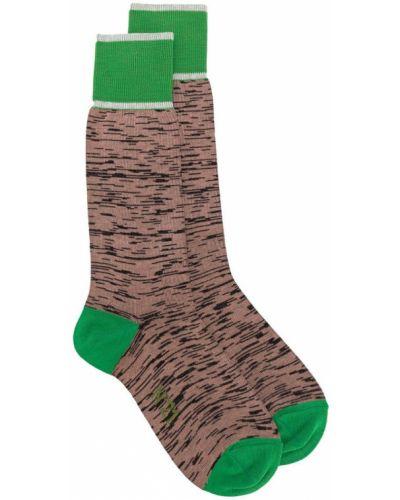 Носки с рисунком легкие N21