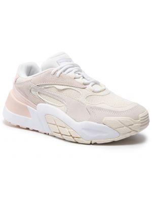 Beżowe sneakersy Puma