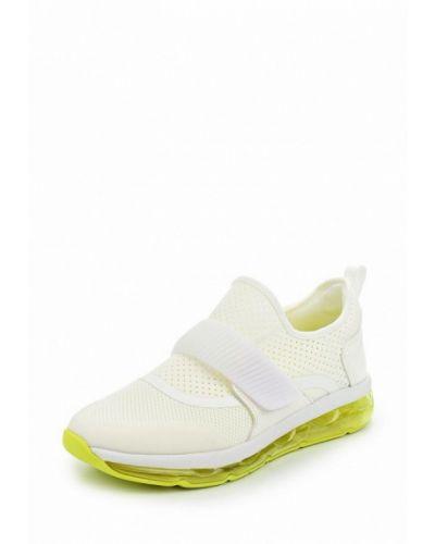 Белые кроссовки Aldo