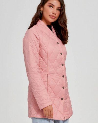 Утепленная куртка - розовая Marco Bonne