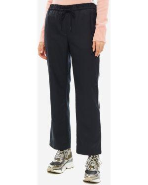 Брюки с лампасами шерстяные Calvin Klein Jeans
