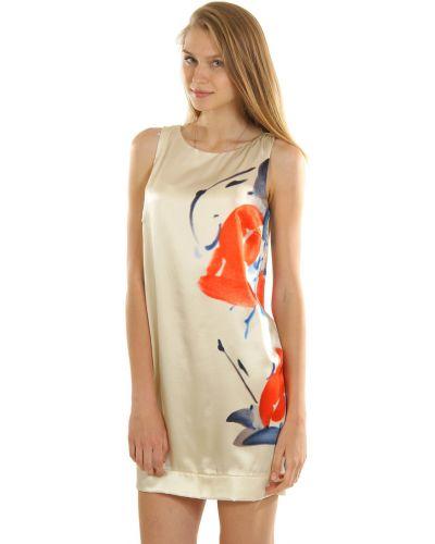 Платье весеннее шелковое Patrizia Pepe