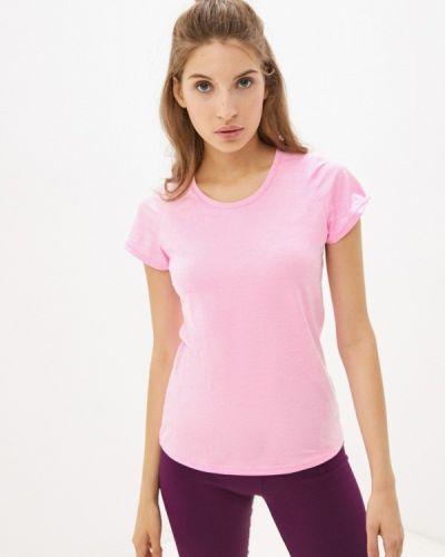Спортивная футболка - розовая Nativos